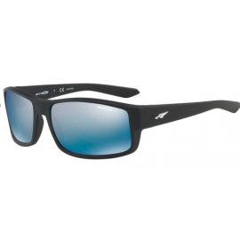 Gafas Arnette Boxcar AN4224 01/22 negro mate lentes azul