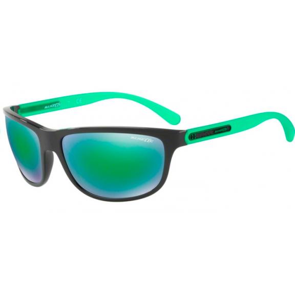 770048d438 Gafas Arnette Grip Tape An4246 22453r negro lentes verde - Deportes Moya