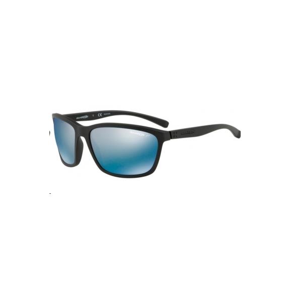 dfc4cb5e09 Gafas Arnette Hand Up An4249 01/22 negro mate lentes azul - Deportes ...