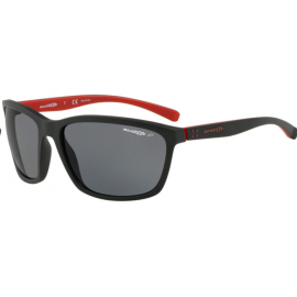 Gafas Arnette Hand Up An4249 254981 negro mate rojo