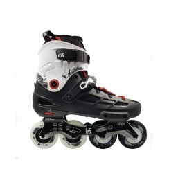 Patines KRF Angel freeskate 4x80 blanco/negro