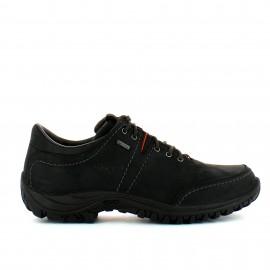 Zapatos travel Chiruca Detroit 05  Gore-tex negro hombre