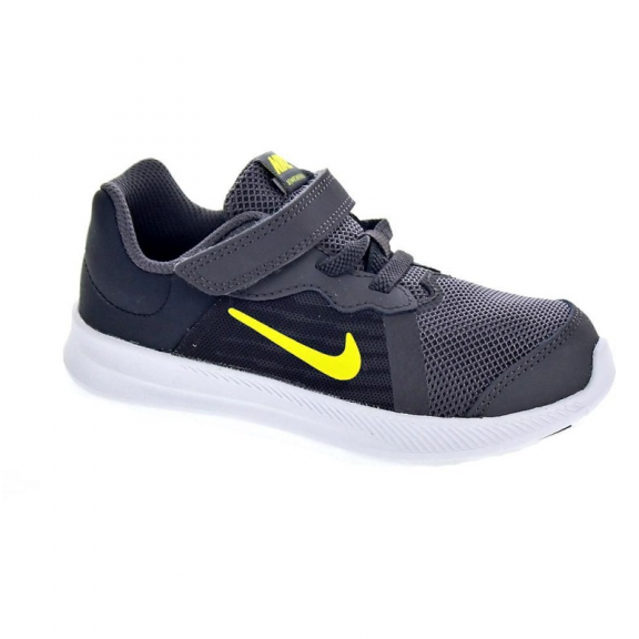 b9437a59cdf Zapatillas Nike Downshifter 8 (TD) gris bebé - Deportes Moya