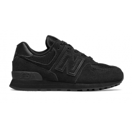 Zapatillas New Balance GC574 Lifestyle junior negro