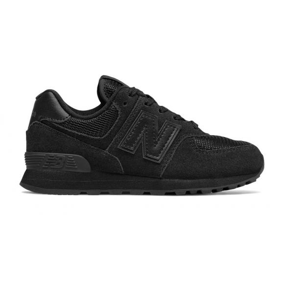 Negro Gc574 Junior Zapatillas Balance Moya New Lifestyle Deportes rxeCBdo