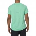 Camiseta Asics Ss Top verde hombre