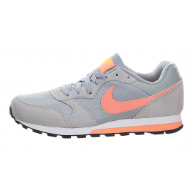 Zapatillas Nike Wmns Md Runner 2 gris/salmón mujer