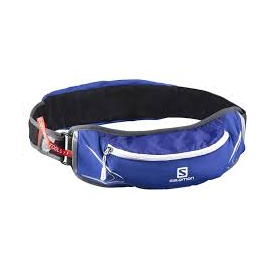 Riñonera Salomon Agile 250 Belt Set azul/blanco