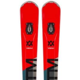 Pack esquí Volkl Rtm 86 + Ipt Wr Xl 12 Fr Gw negro