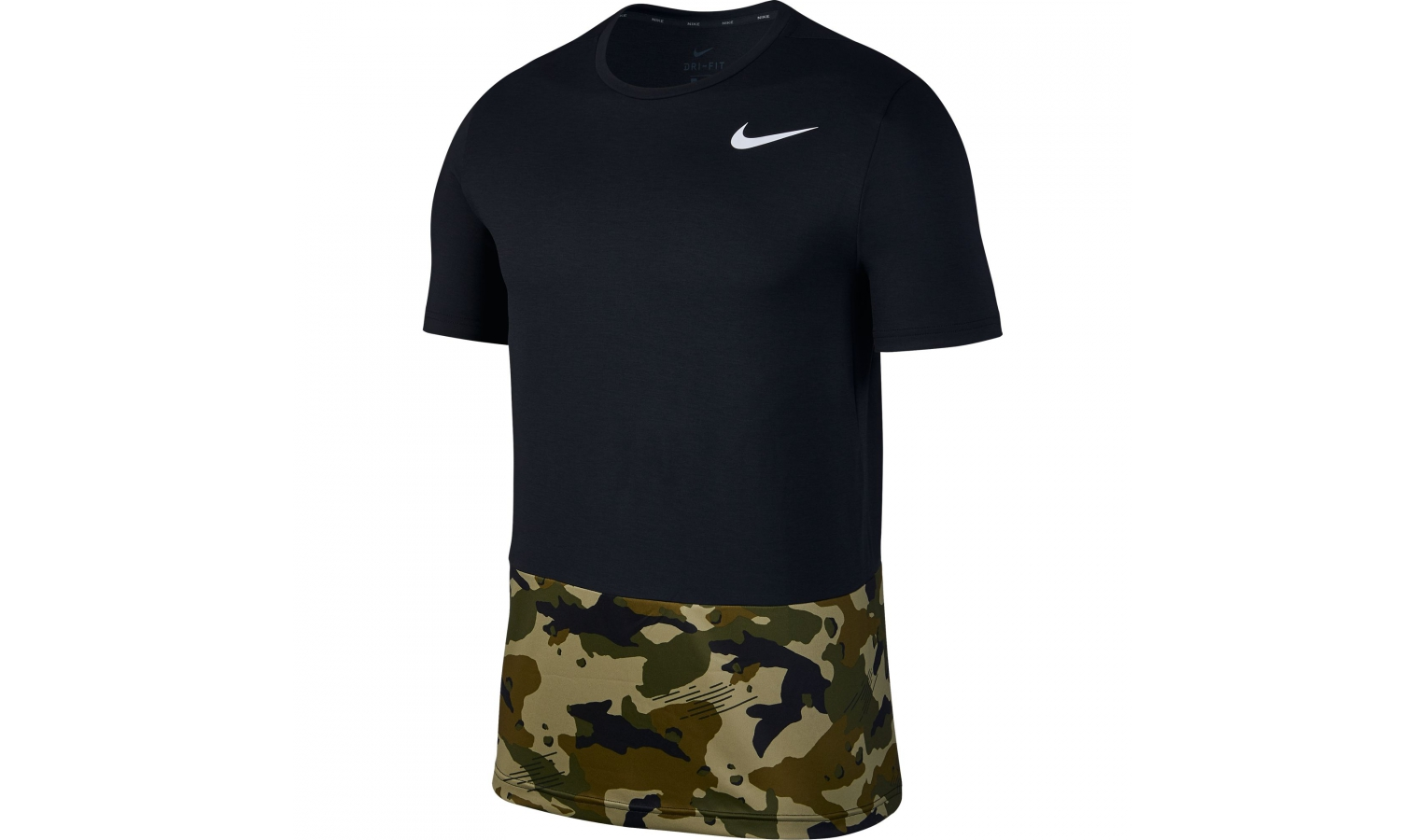Nike Breathe Negra Rshcdqt Hombre Deportes Camiseta Moya JTK1c3lF