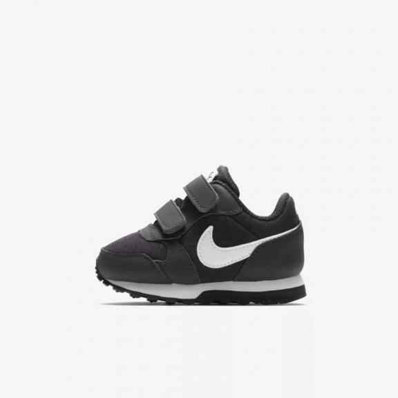 Zapatillas Nike Md Runner 2 (TDV) gris blanco bebé - Deportes Moya 135795a246edc
