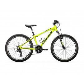 Bicicleta Conor 340 21v Amarillo
