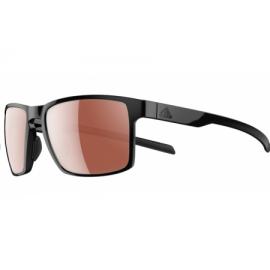 Gafas Adidas Wayfinder negro brillo  lentes lst active
