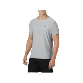 Camiseta Asics Running SS Top gris hombre