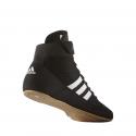 Zapatillas lucha adidas HVC negro/blanco