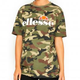 Camiseta Ellesse Albany camuflaje mujer