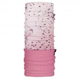 Cuello Buff Polar Thermal Furry rosa unisex