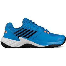 Zapatillas tenis/padel K-Swiss Aero Court azul hombre