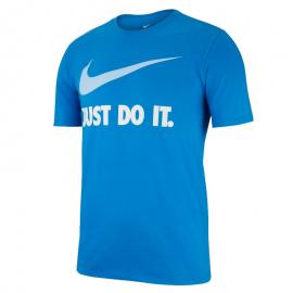 Camiseta Nike Sportswear Just Do It Swoosh royal hombre