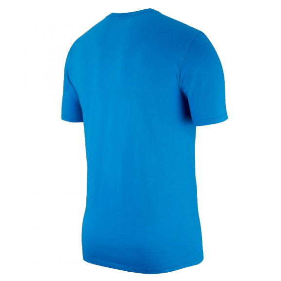 Camiseta Nike Sportswear Just Do It Swoosh royal hombre - Deportes Moya 62deb2b1cc50e