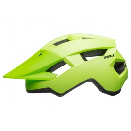 Casco Bell Spark Jr bright green/black