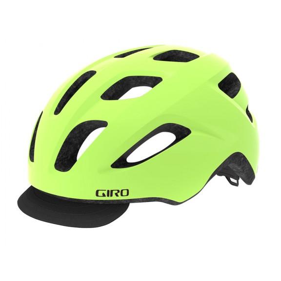 Casco Giro Cormick amarillo fluor