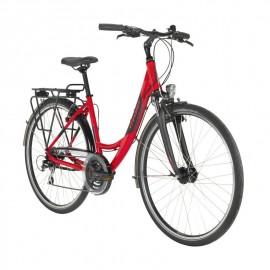 Bicicleta Stevens 19 Albis Forma 46 Deep Red