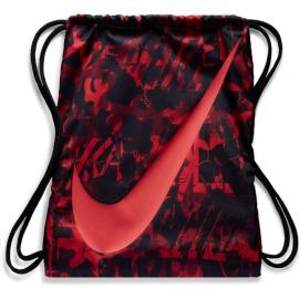 Mochila saco Nike Graphic Gym sack rojo