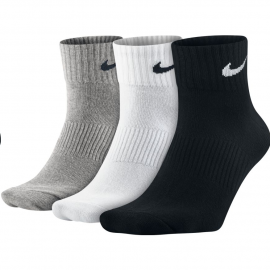 Calcetines Nike Performance Lightweight Quarter pack 3