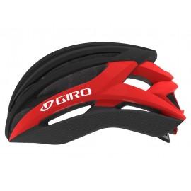 Casco Giro Syntax carretera negro mate-rojo