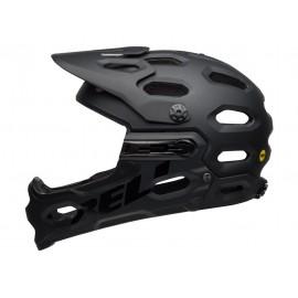 Casco Bell Super 3R Mips mate black/grey enduro