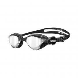 Gafas natación Arena Cobra tri mirror silver/black/black
