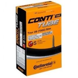 Camara Continental 700x28-32-37 valvula presta 42 mm