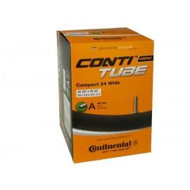 "Camara Continental 24"" Compact 2.0 a 2,40 valvula Schrader"