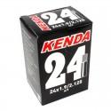 "Camara Kenda 24"" 1.9/2.125 valvula ancha"