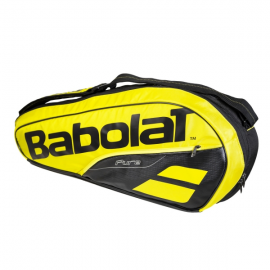 Raquetero Babolat Pure Aero Rh x 3 2019 amarillo/negro