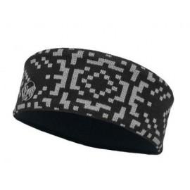 Headband Buff Whistler negro/gris unisex