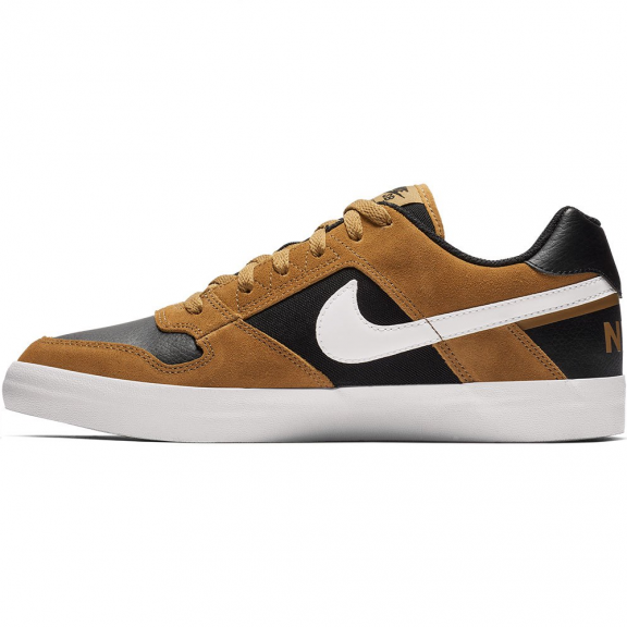 4848ffd5 Zapatillas Nike SB Delta Force Vulc marrón hombre - Deportes Moya