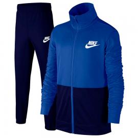 Chándal Niño Nike Poly royal/marino
