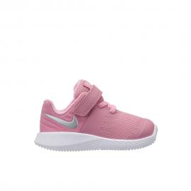 Zapatillas Nike Star Runner(TD) rosa bebé