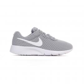 Zapatillas Nike Tanjun gris niño
