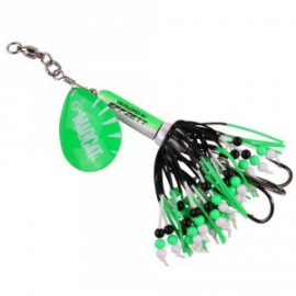 Madcat Rattlin Teaser Spinner 90gr. Green