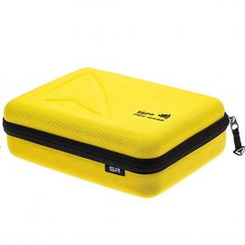 Funda Sp Pov Case GoPro amarilla o negro pequeña