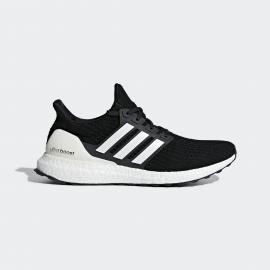 Zapatillas running Adidas UltraBoost 4.0 negro/blco hombre