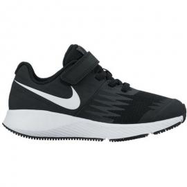 Zapatillas Nike Star Runner(PS) negro niño