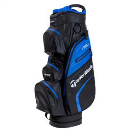 Bolsa Taylormade TM19 Deluxe Cart Waterproof negro/azul