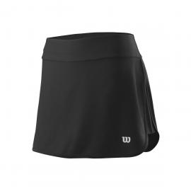 Falda tenis/padel Wilson Condition 13.5 negra mujer