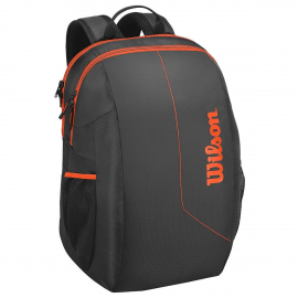 Mochila tenis Wilson Team Backpack negro/rojo