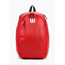 Mochila tenis Wilson Tour Backpack roja