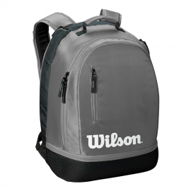 Mochila tenis Wilson Team Backpack gris